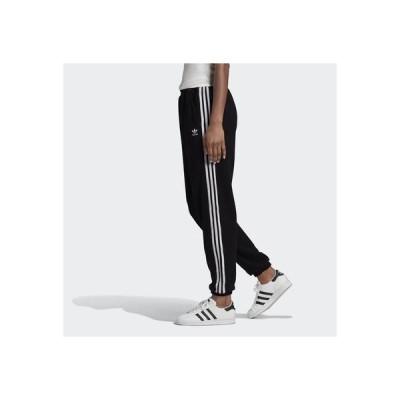 アディダス adidas レギュラー ジョガーパンツ (ブラック)