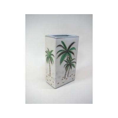 アートフラワー・生花フラワーベース(花瓶) パームツリー(ヤシの木)