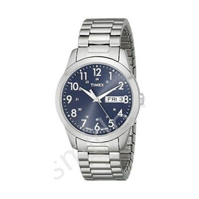 新品未使用!!送料無料!!Timex Men's T2M933 South Street Stainless Sport Watch