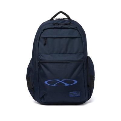 オークリー メンズ バックパック・リュックサック バッグ Metal Logo Backpack FATHOM