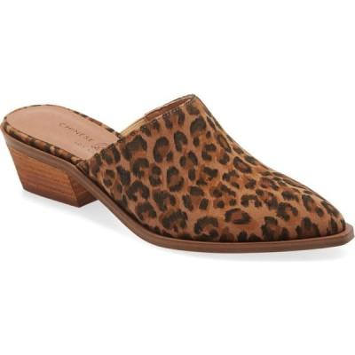 チャイニーズランドリー CHINESE LAUNDRY レディース サンダル・ミュール シューズ・靴 Millie Mule Brown Faux Fur