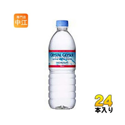 大塚食品 クリスタルガイザー 500ml ペットボトル 24本入