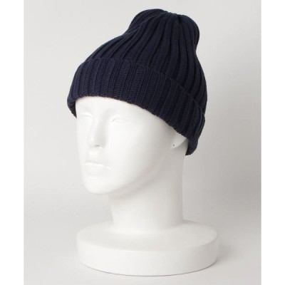 帽子 キャップ 【SI Original】USAコットン ニットキャップ
