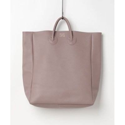 THE FRIDAY / 【YOUNG & OLSEN The DRYGOODS STORE】/EMBOSSED LEATHER TOTE Lサイズ WOMEN バッグ > トートバッグ