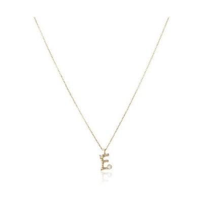 [ザ・リトル・クラシックス] ダイヤモンド 0.01ct イエローゴールド K10 ネックレス 109P0099E