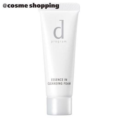 d プログラム エッセンスイン クレンジングフォーム 洗顔料