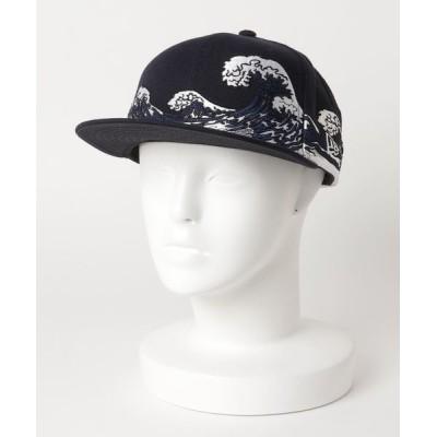 NAUGHTIAM / 【NEW ERA/ニューエラ】 59FIFTY UKIYOE WAVE MEN 帽子 > キャップ
