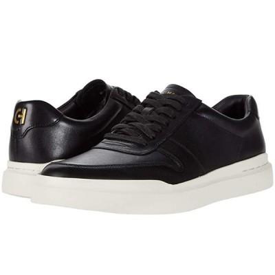 コールハーン Grandpro Rally Court Sneaker メンズ スニーカー 靴 シューズ Black/White