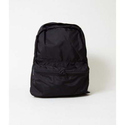 "BATTLE LAKE ""STANDARD DAY PACK PACKCLOTH""(BLACK)"