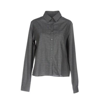 CAMICETTASNOB シャツ 鉛色 42 コットン 100% シャツ
