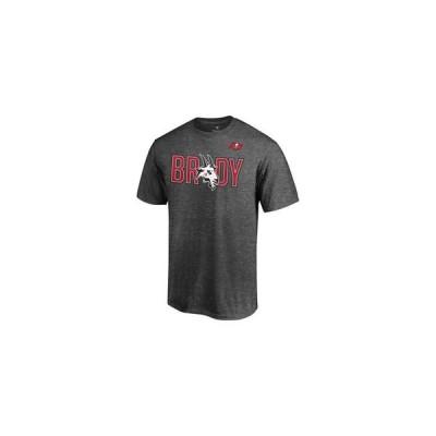 マジェスティック メンズ Tシャツ トップス Tampa Bay Buccaneers Men's Brady Legend Hometown T-Shirt
