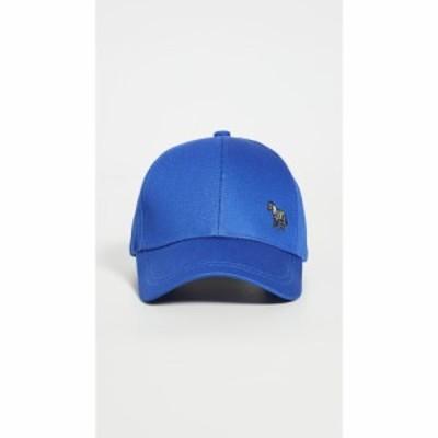 ポールスミス PS Paul Smith メンズ キャップ ベースボールキャップ 帽子 Zebra Baseball Cap Blue