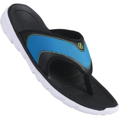 デア トゥビー Dare2B メンズ ビーチサンダル シューズ・靴 Xiro Lightweight Mesh Flip Flops Petrol/Jasmi