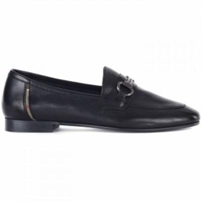 バブアー Barbour レディース ローファー・オックスフォード シューズ・靴 Sofia Loafers Black