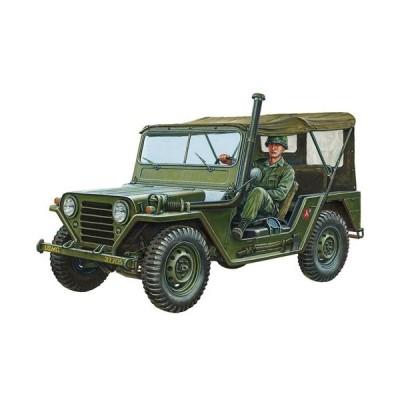 """1/35スケール アメリカ M151A1""""ベトナム戦争"""""""