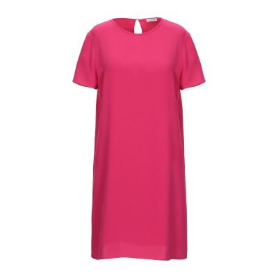 パロッシュ P.A.R.O.S.H. ミニワンピース&ドレス フューシャ XS ポリエステル 100% ミニワンピース&ドレス