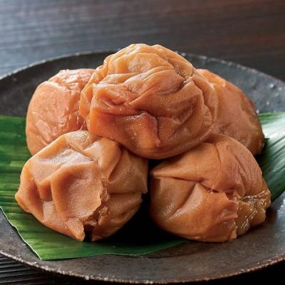 グルメ 食品 お惣菜 お弁当向き惣菜 紀州南高梅つぶれ不揃い (250g×4パック) FF3713