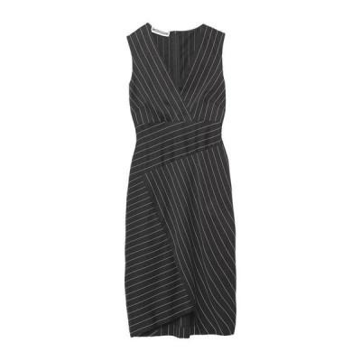 BIANCOGHIACCIO チューブドレス  レディースファッション  ドレス、ブライダル  パーティドレス ブラック
