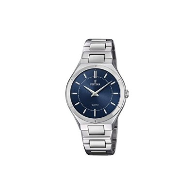 Festina Mens Analogue Classic Quartz Connected Wrist Watch with Stainless Steel Strap F20244/2 並行輸入品