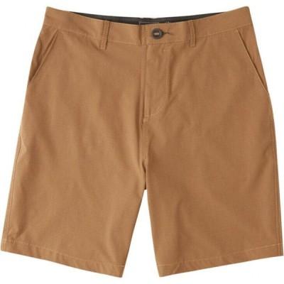 ビラボン Billabong メンズ ショートパンツ ボトムス・パンツ Transcend Wick Shorts Clay