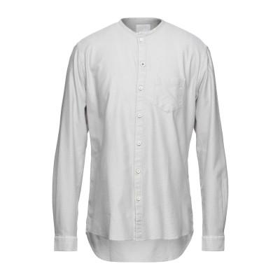 FRADI シャツ ライトグレー 41 コットン 100% シャツ