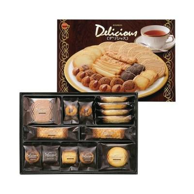 Burubon ブルボン デリシャスDS-15 31291-02| クッキー詰め合わせ お中元 御中元 お歳暮 御歳暮 お年賀 内祝い