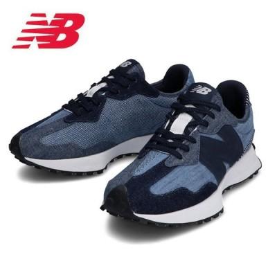 New Balance ニューバランス MS327 PA BLUE【ワイズ:D】 MS327PA 【スニーカー/シューズ/靴/アウトドア/ユニセックス/日本正規品】