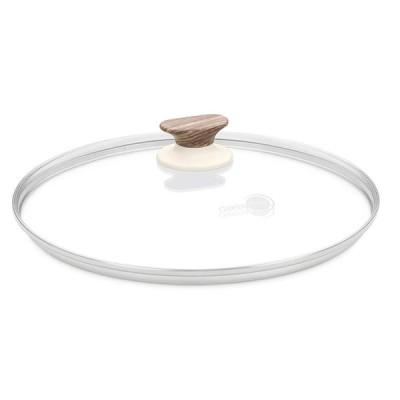 GreenPan グリーンパン 「 ウッドビー 」 ガラス蓋 20cm WoodBe CW002200-002
