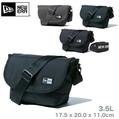 ニューエラ ショルダーバッグ ミニ 3.5L NEW ERA Shoulder Bag Mini 斜め掛けバッグ シンプル アウトドア カジュアル 11556617 12325646 12674045