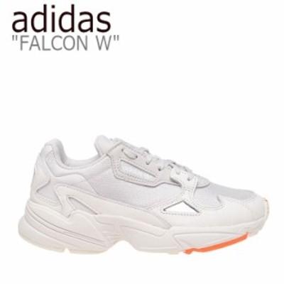アディダス ファルコン スニーカー adidas メンズ レディース FALCON W ファルコン W ダッドシューズ ホワイト EE5118 シューズ