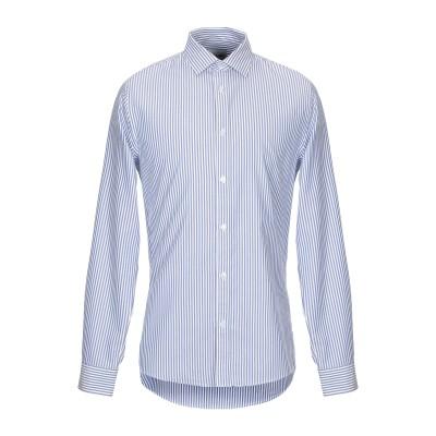 ONLY & SONS シャツ ブルー XXL コットン 100% シャツ