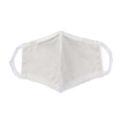 日本製 洗える布マスク ホワイト M