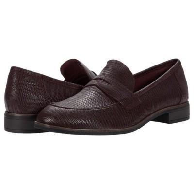 クラークス ユニセックス 靴 革靴 ローファー Trish Rose