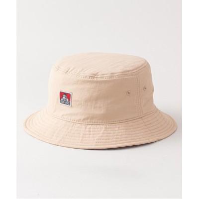 JEANS MATE / 【BEN DAVIS/ベンデイビ)】ウオッシャブルハット バケットハット ワンポイントブランドロゴ MEN 帽子 > ハット