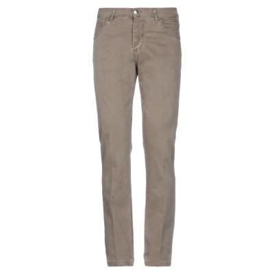アントレ アミ ENTRE AMIS パンツ ライトブラウン 35 コットン 96% / ポリウレタン 4% パンツ
