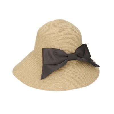 OVERRIDE / 【ミルサ】[WEB限定] 洗えるブレードキャペリン ハット WOMEN 帽子 > ハット