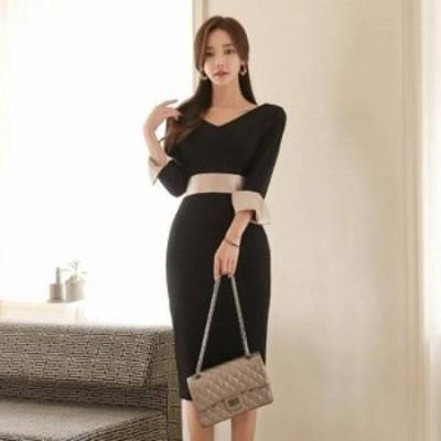 韓国 レディース ファッション ワンピース 新作 トレンド おしゃれ 大人可愛い