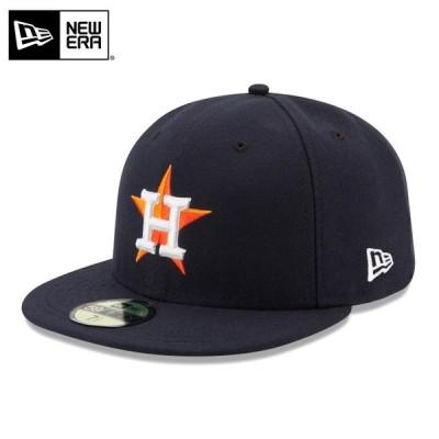 【メーカー取次】 NEW ERA ニューエラ 59FIFTY MLB On-Field ヒューストン・アストロズ ネイビー 11449371 キャップ【クーポン対象外】【T】