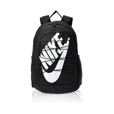 Nike Hayward 2.0 Backpack, Nike Backpack for Women and Men with Polyester Shell & Adjustable Straps, Black/Black/White【並行輸入品】