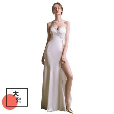 パーティードレス セクシー ワンピース タイトドレス 大人 ワンピ 大きいサイズ シルエット 衣装 キャバドレス