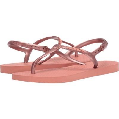 ハワイアナス Havaianas レディース サンダル・ミュール シューズ・靴 Twist Sandal Silk Rose