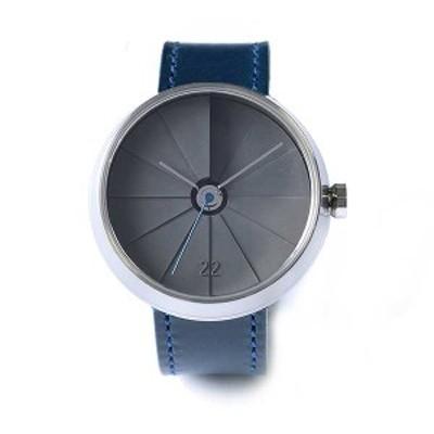 腕時計 ユニセックス 22designstudio 4th Dimension Watch (HARBOUR) CW020021 グレー