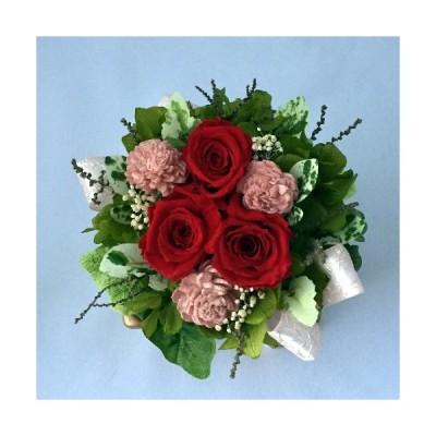 プリザーブドフラワー プレゼント ギフト お祝い 結婚祝い 出産祝い 新築祝い お誕生日祝い ホワイトデー おしゃれ ロココ