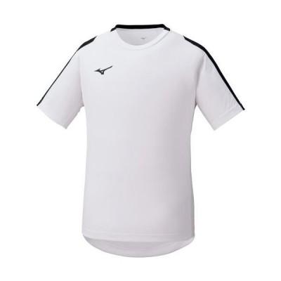 ミズノ公式 ソーラーカットフィールドシャツ ユニセックス ホワイト