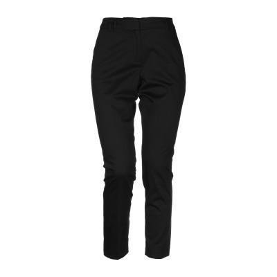 MARELLA パンツ ブラック 42 コットン 97% / ポリウレタン 3% パンツ