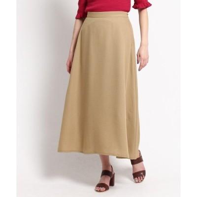 ◆フレアロングスカート