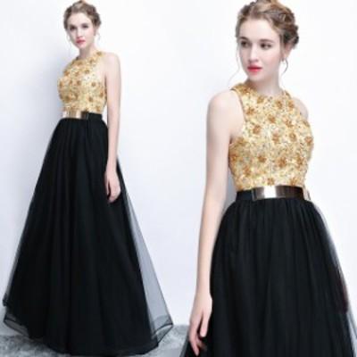 大きいサイズ セクシーワンピ カラードレス ロングドレス パーティードレス 演奏会 結婚式 イブニングドレス 着痩せ 忘年会 スプライス