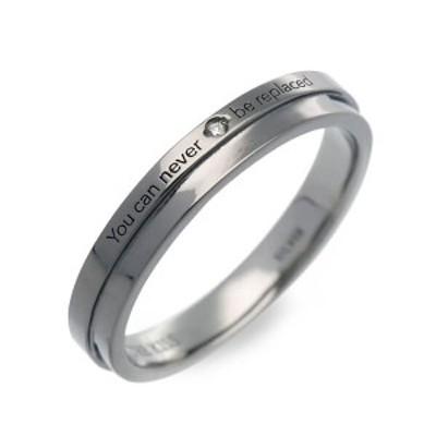 リング 指輪 メンズ THE KISS シルバー ダイヤモンド キュービックジルコニア 誕生日プレゼント ギフト