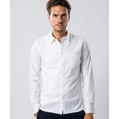 シャツ ブラウス ms4028-broad regular shirt シャツ