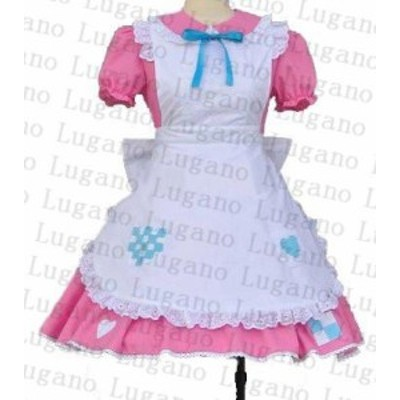 ヘタリア にょたりあ  イギリス娘 風   コスプレ衣装 ★ 完全オーダメイドも対応可能 * K2982